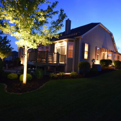 outdoor light installation kenosha, outdoor light installation libertyville, outdoor lighting lake bluff