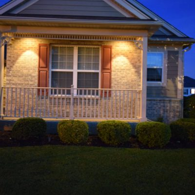kenosha landscape lighting, exterior home lighting libertyville, lake bluff outdoor lighting