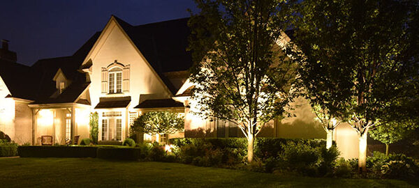 landscape lighting kenosha, accent lighting, garden lighting