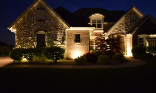 kenosha landscape lighting, lake geneva landscape lighting, chicago landscape lighting