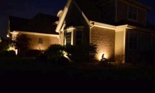 kenosha landscape lighting, wauconda landscape lighting, lindenhurst landscape lighting