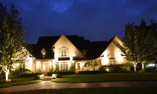 landscape lighting round lake beach, landscape lighting libertyville, mundelein landscape lighting