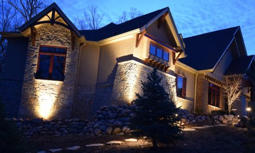 outdoor lighting pleasant prairie, salem landscape lighting, mount pleasant landscape lighting