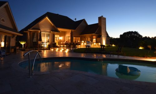 pleasant prairie accent lighting, outdoor lighting pleasant prairie, pool lighting pleasant prairie