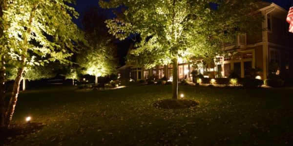 kenosha landscape lighting, outdoor light kit libertyville, lake bluff exterior lights