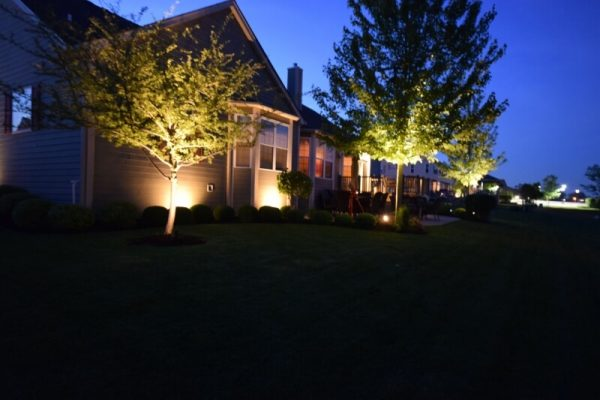 landscape lighting kenosha, landscape lighting libertyville, landscape lighting lake bluff