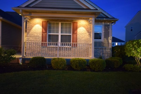 lake bluff landscape lighting, exterior home lighting kenosha, libertyville outdoor lighting