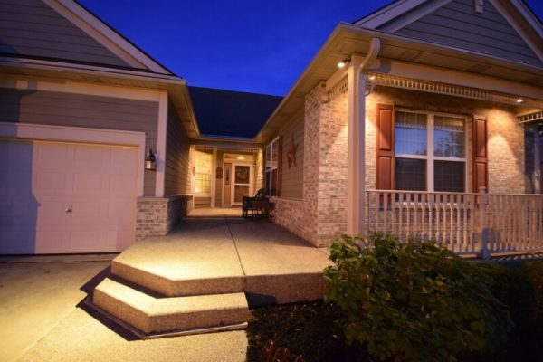 libertyville landscape lighting, kenosha patio lighting, outdoor lighting lake bluff