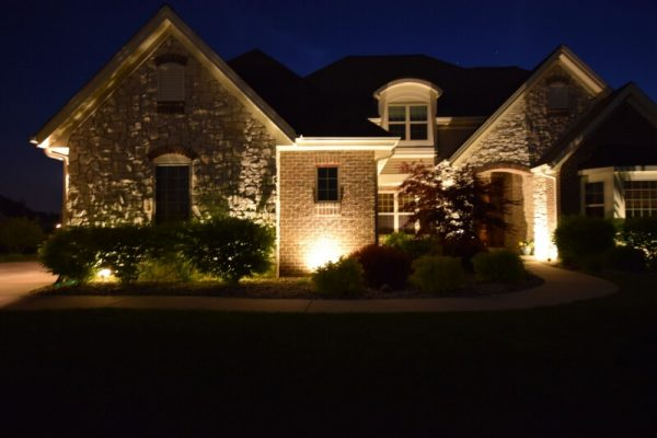 lake bluff landscape lighting, outdoor lighting lake bluff, exterior lighting lake bluff