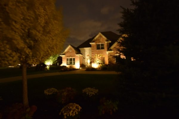 landscape lighting libertyville, libertyville outdoor lighting, outdoor accent lights libertyville