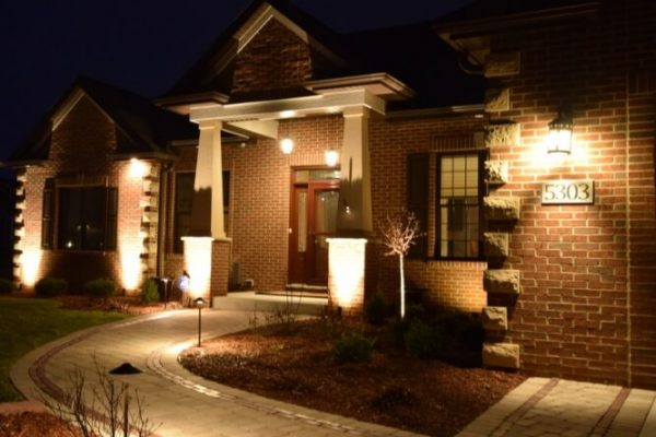 porch lighting, walkway lighting, outdoor lighting