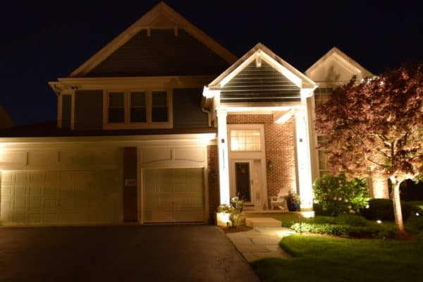 House Lighting Mike S Landscape