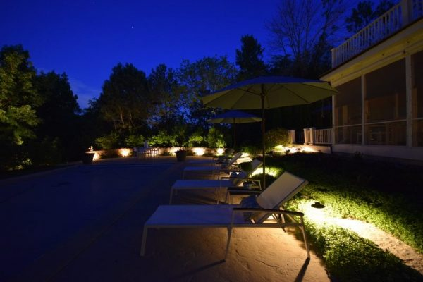oak creek landscape lighting, landscape lighting in oak creek, security lighting in oak creek