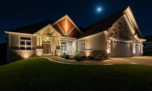 mikes landscape lighting, outdoor lighting, professional landscape lighting installation