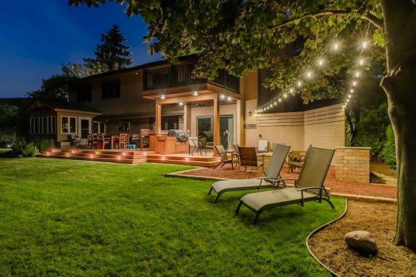 mikes landscape lighting, outdoor lighting, professional landscape lighting