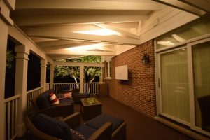 landscape lighting in libertyville, security lights libertyville, libertyville landscape lighting