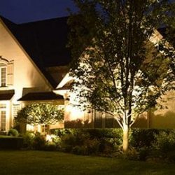 outdoor lighting installation, mike's landscape lighting installation, landscape lighting mike's landscape lighting