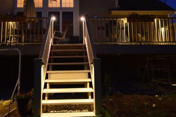 deck lighting near me, who does deck lighting near me, lighting deck near me