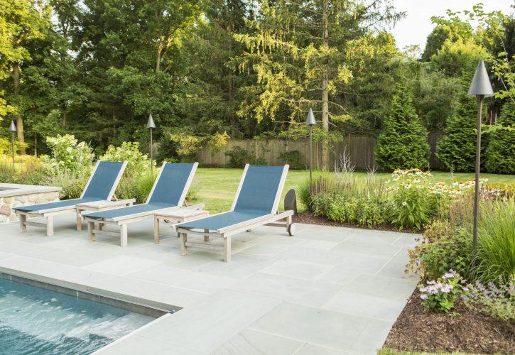 outdoor pool audio, pool speaker system, mikes landscape lighting