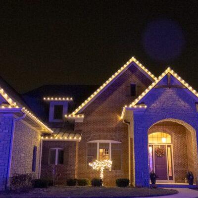 festive outdoor lighting, types of outdoor lighting, christmas light options