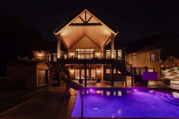 pool lighting in lake bluff il, lake bluff, il pool ligghting, best pool lights in lake bluff