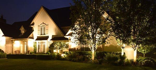 Long Grove Landscape Lighting, mikes landscape lighting services, outdoor lighting services