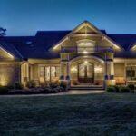 mike's landscape lighting, landscape lighting adds value, home and property landscape lighting