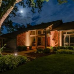 landscape lighting in wi, Kichler Lighting in WI, outdoor lighting services wi